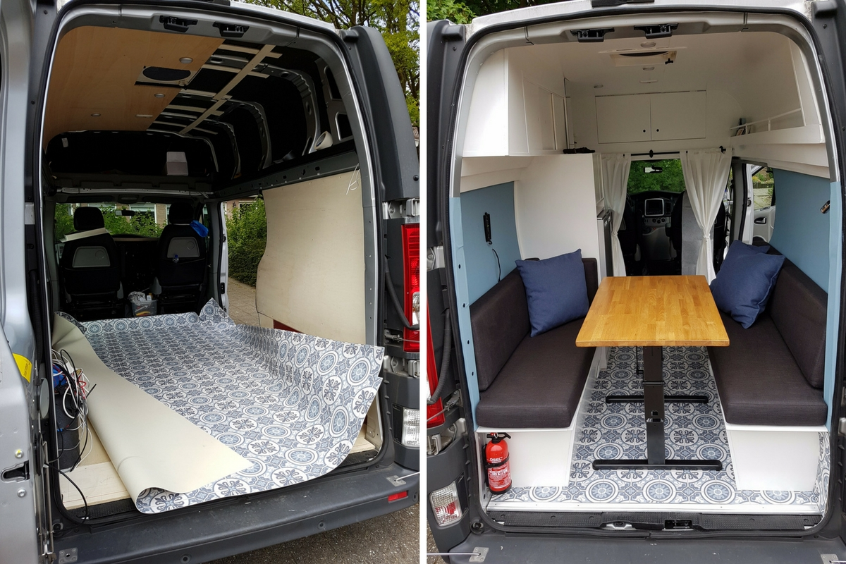 Most Frequently Asked Questions about my Renault Trafic Campervan Conversion