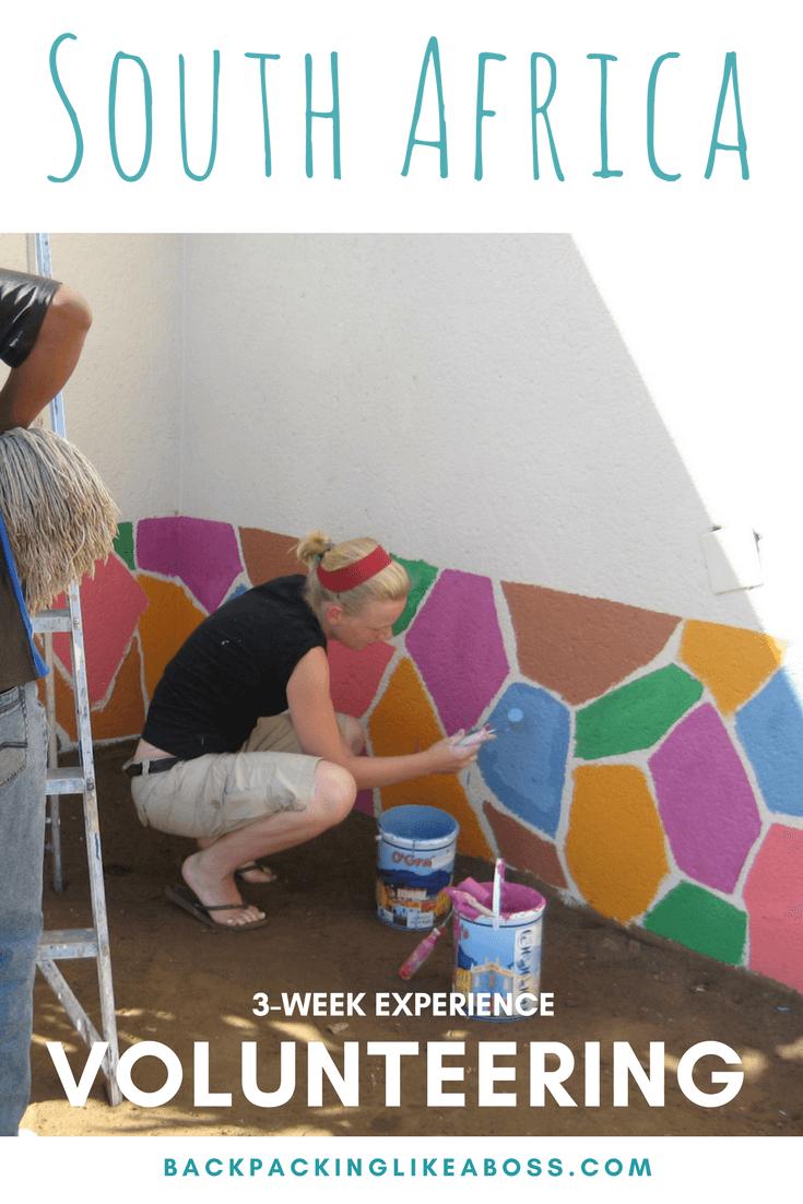 South Africa - Volunteering